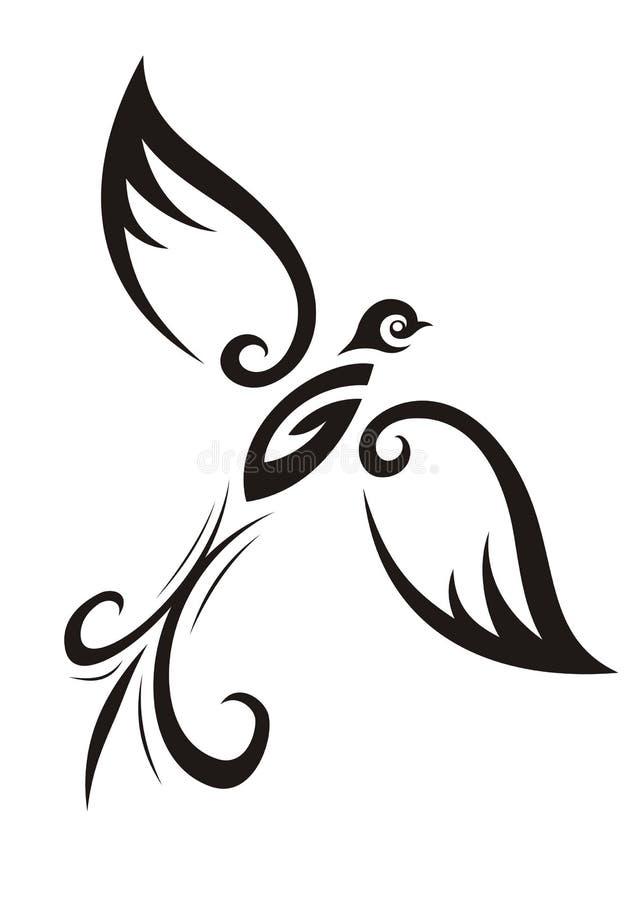svala royaltyfri illustrationer