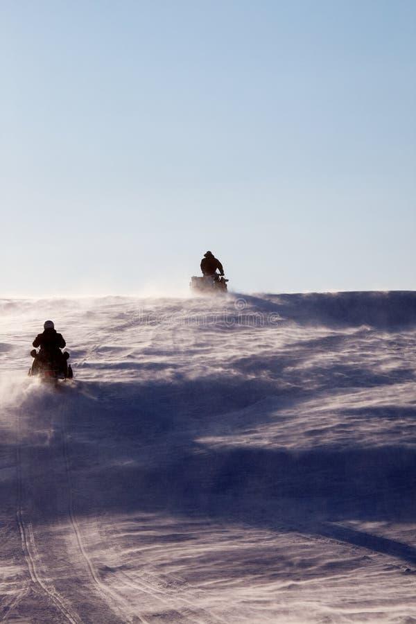Svalbard Adventure stock photo