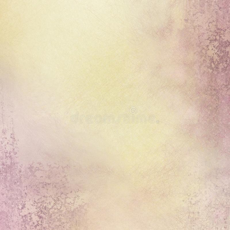 svamp för bakgrundselfenbenpurple vektor illustrationer