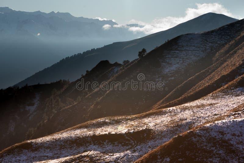 svanetia стоковая фотография rf