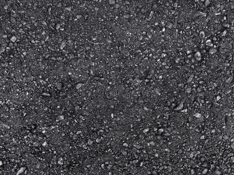 Svart asfalt arkivfoton