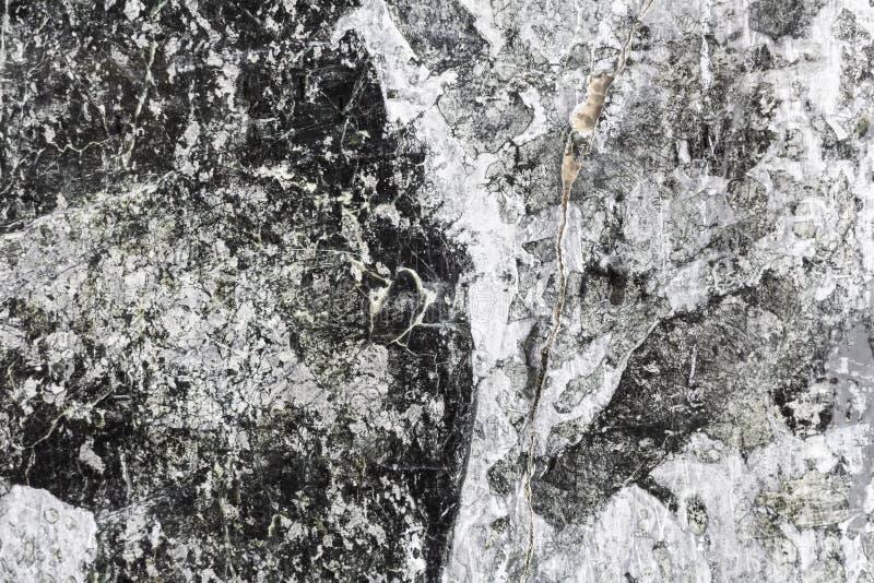 Svart bakgrund, textur av marmor och gråa tjock skiva för grå färgsten arkivbilder