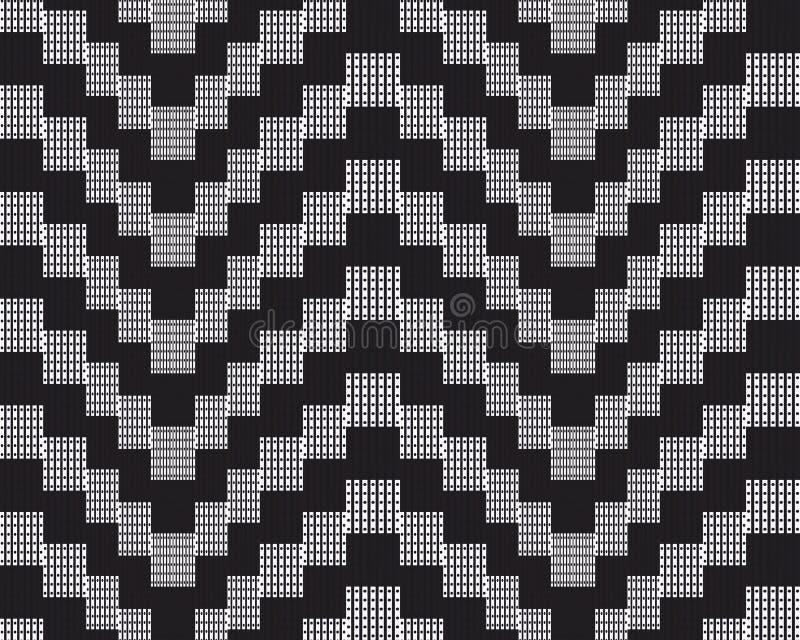 Svart closeup för kolfibertextur som bakgrund stock illustrationer