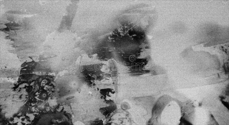 Svart design för vitfläcktappning, abstrakt bakgrund arkivbild