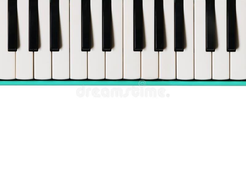 svart elfenben keys pianowhite Plan bakgrund för musikal arkivfoto