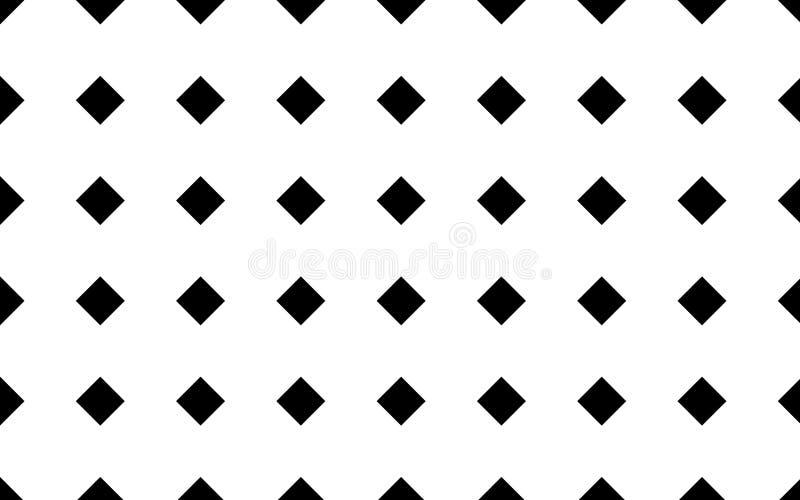 svart golv belagd med tegel white stock illustrationer