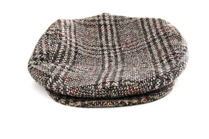 svart grå hatt royaltyfria foton