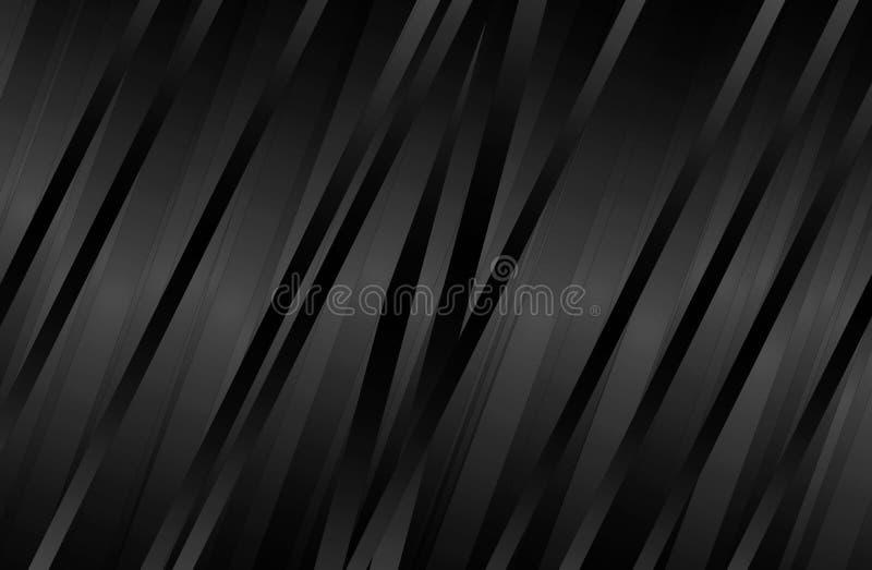 svart grey vektor illustrationer