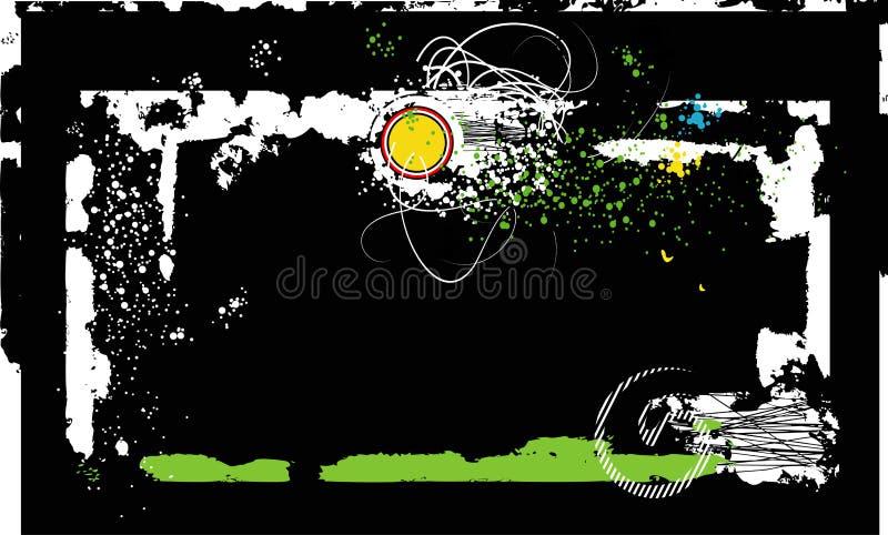 svart grunge för bakgrund arkivfoto