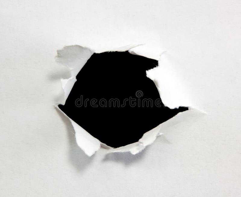 svart hål royaltyfria foton