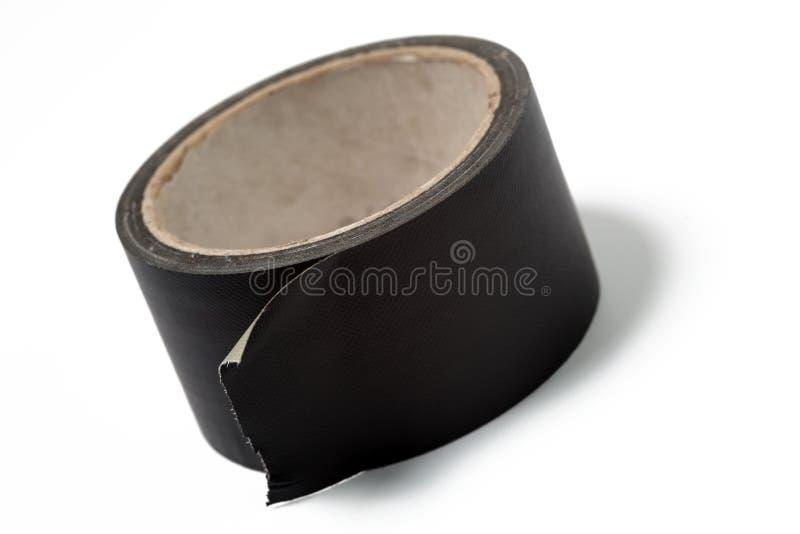 svart kanalrullband royaltyfri bild