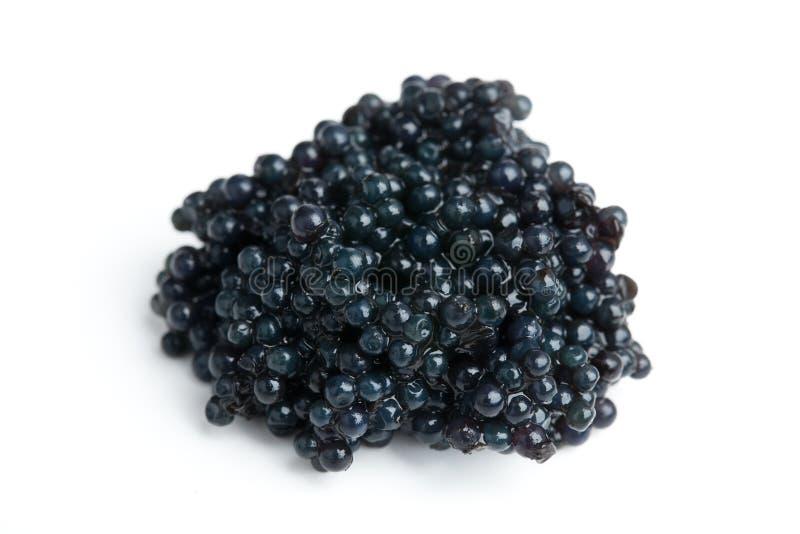 svart kaviar royaltyfria foton