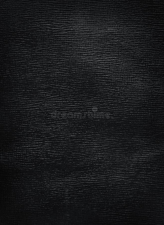svart läder fotografering för bildbyråer