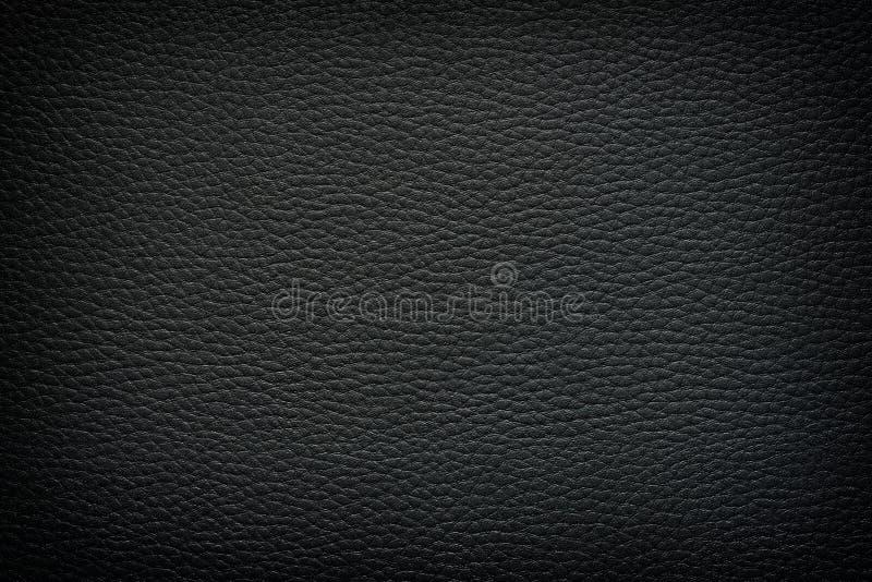Download Svart läderbakgrund arkivfoto. Bild av dekorativt, grunge - 27284952