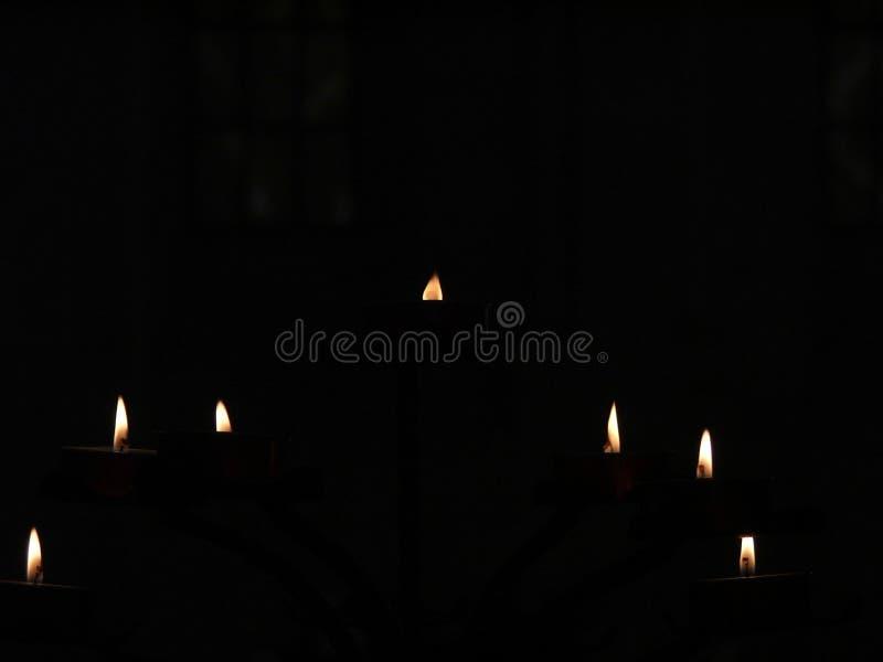 Download Svart lampa fotografering för bildbyråer. Bild av skymning - 283251