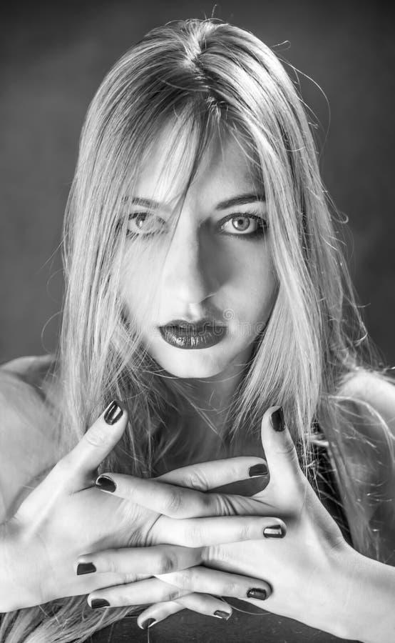 svart magi fotografering för bildbyråer