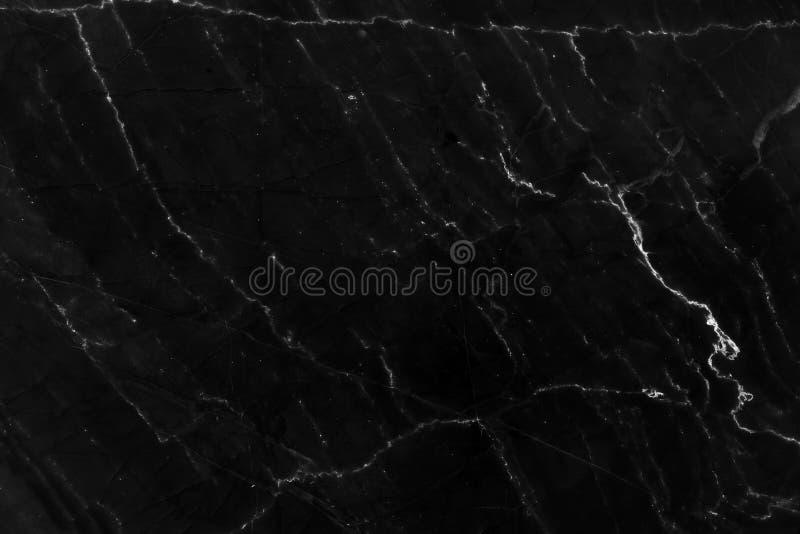 Svart marmorbakgrund royaltyfria foton