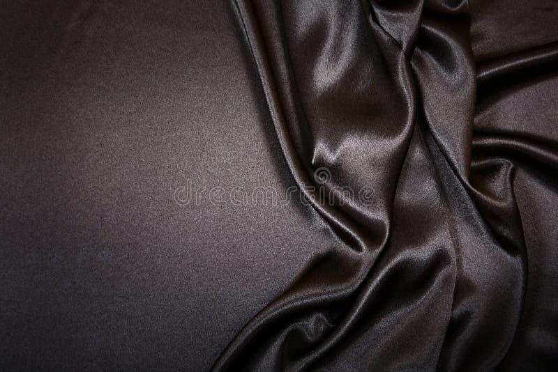 svart satäng arkivfoton