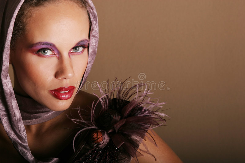 svart sexig kvinna arkivbilder