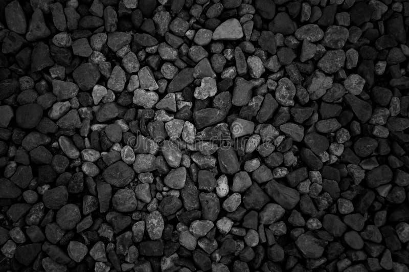 Svart stenar bakgrund fotografering för bildbyråer