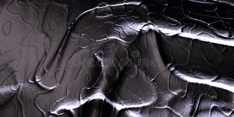 svart texturwhite royaltyfri illustrationer