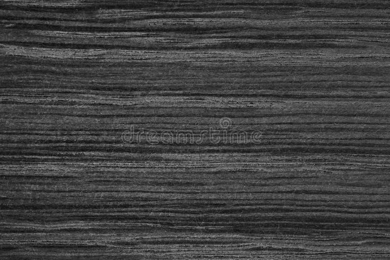 Svart träväggbakgrund, textur av mörkt trä med den gamla naturliga modellen för designkonstarbete royaltyfri fotografi