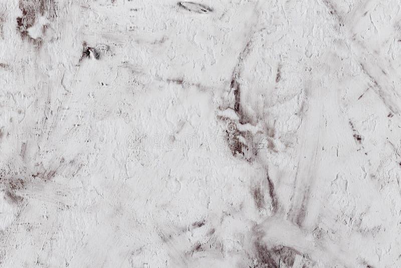 Svart vit grungy textur arkivfoto