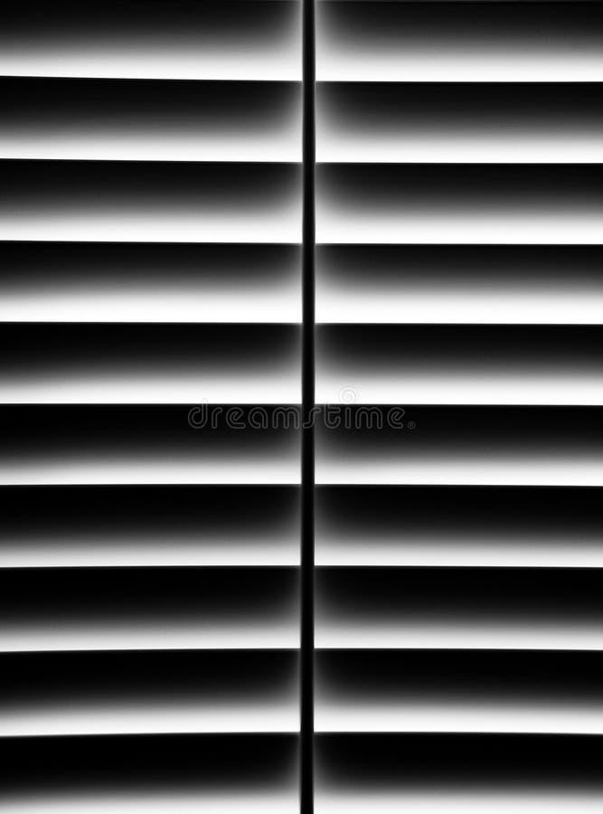 svart white för koloniavskildhetsslutare royaltyfri fotografi