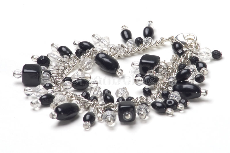 svarta armbandstenar royaltyfri foto