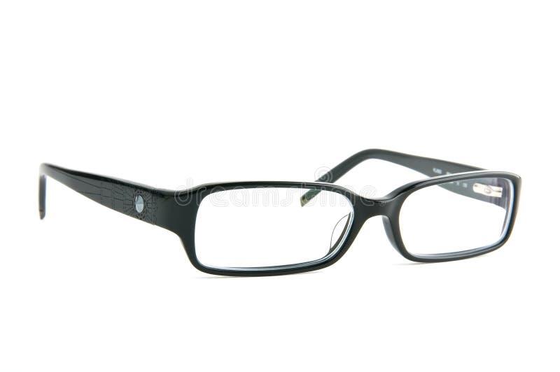 svarta glasögonkvinnor arkivfoto