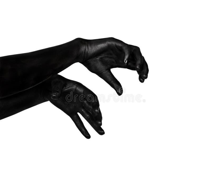 Download Svarta Händer Levande Dödapokalyps Fotografering för Bildbyråer - Bild av död, mörkt: 78731819