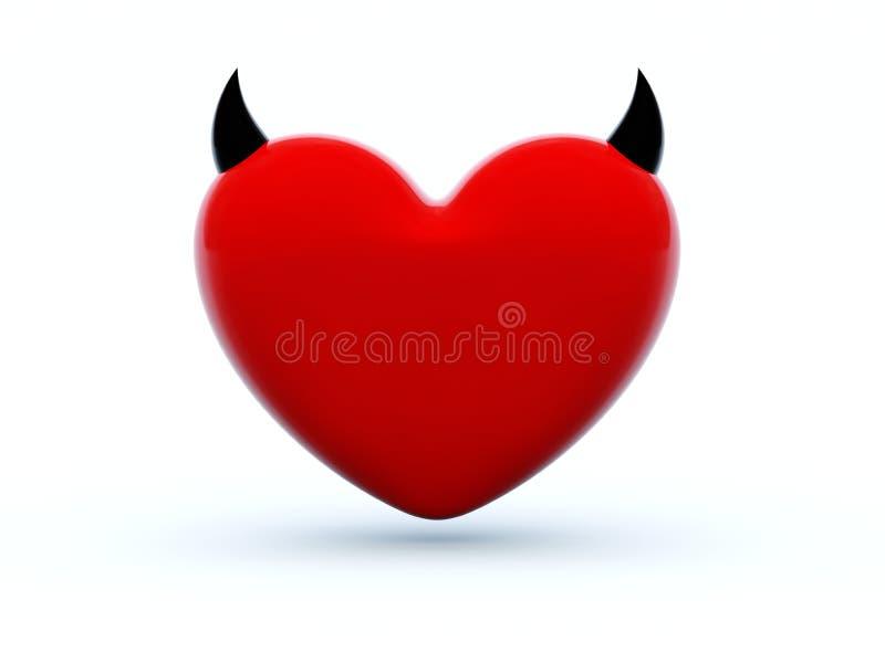 Svarta hjärtahorns