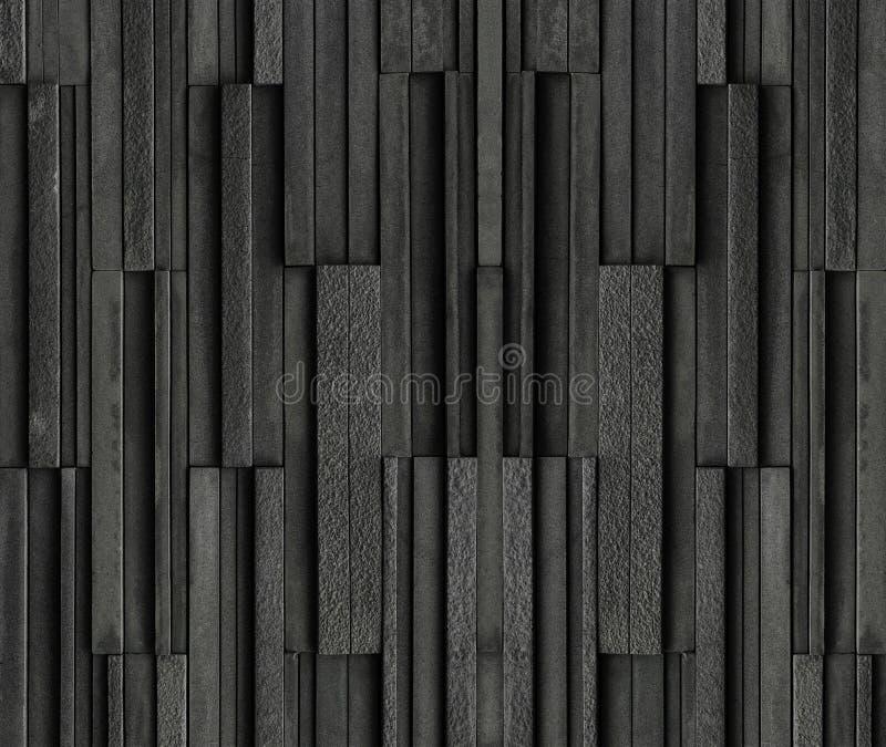 Svarta tegelstenar kritiserar texturbakgrund, kritiserar textur för stenvägg arkivfoton