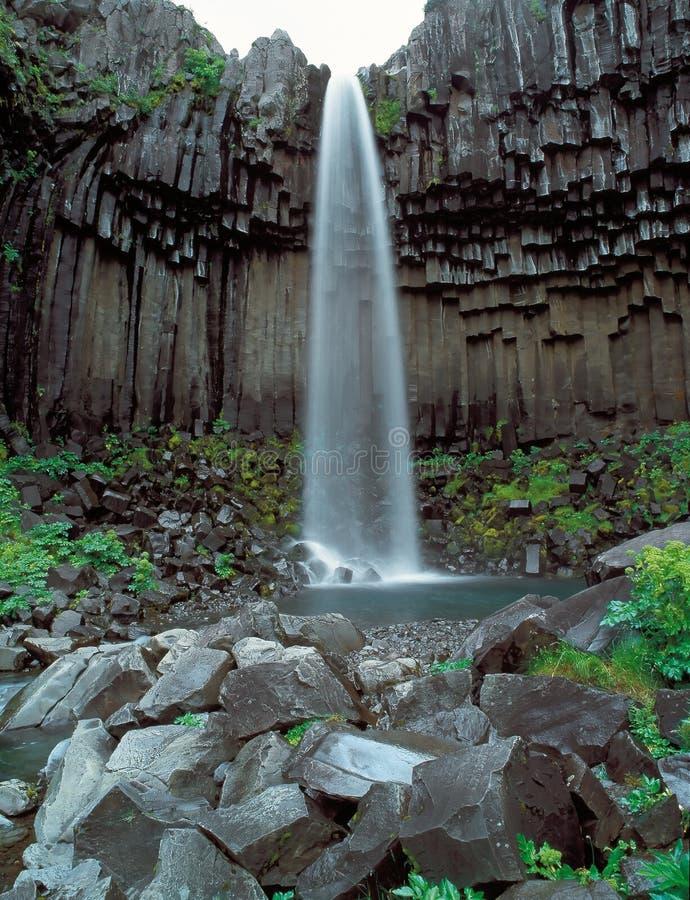 Free Svartifoss Stock Images - 4888414