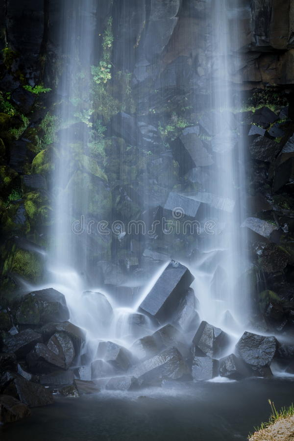 Free Svartifoss Waterfall Royalty Free Stock Photo - 30934075