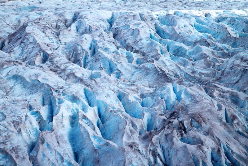 Svartisen lodowiec, Norwegia, Europa Svartisen lodowiec jest po drugie dużym lodowem w Norwegia zdjęcie royalty free