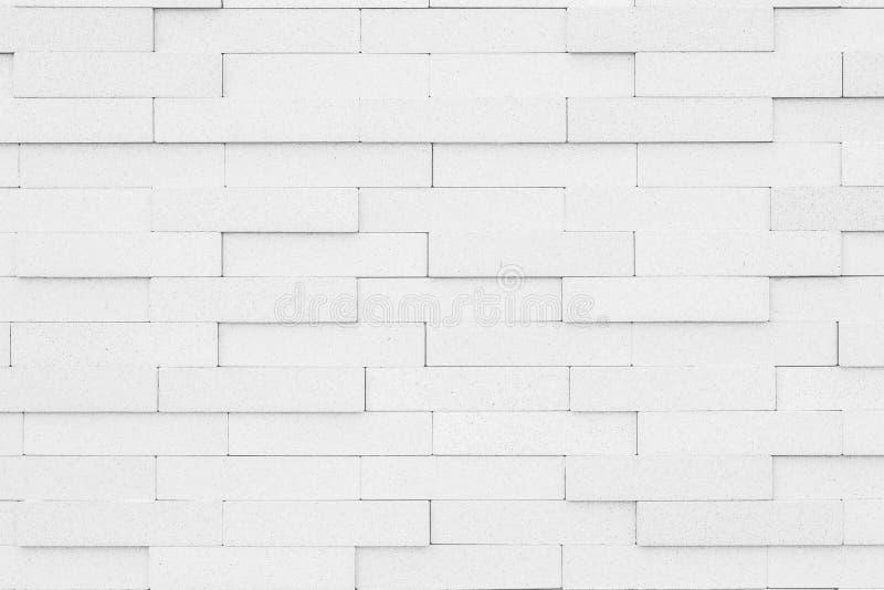 Svartvit bakgrund för textur för tegelstenvägg royaltyfri foto