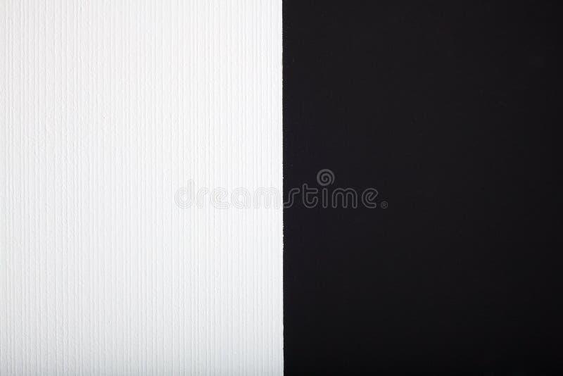 Svartvit bakgrund, textur arkivbild