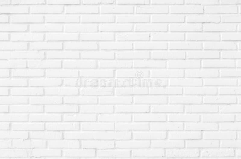 Svartvit tegelstenvägg royaltyfri bild