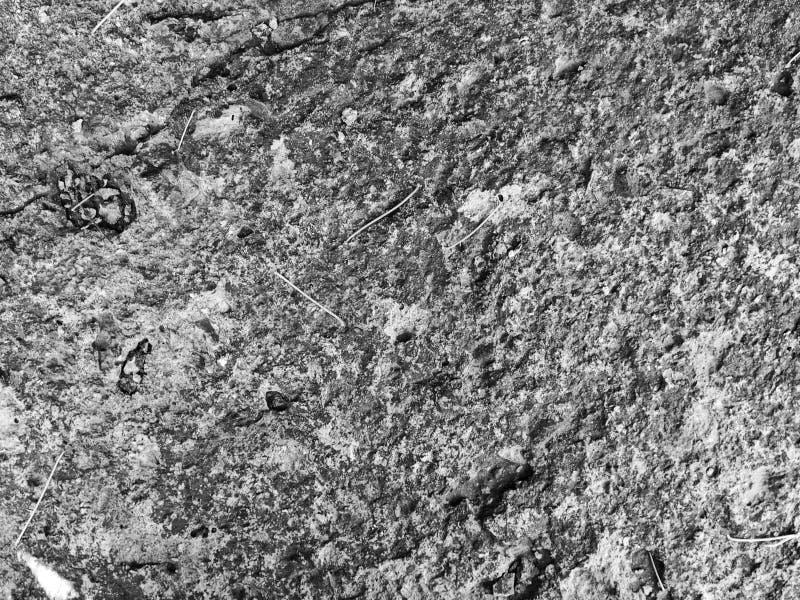 Svartvit textur för Grunge fotografering för bildbyråer