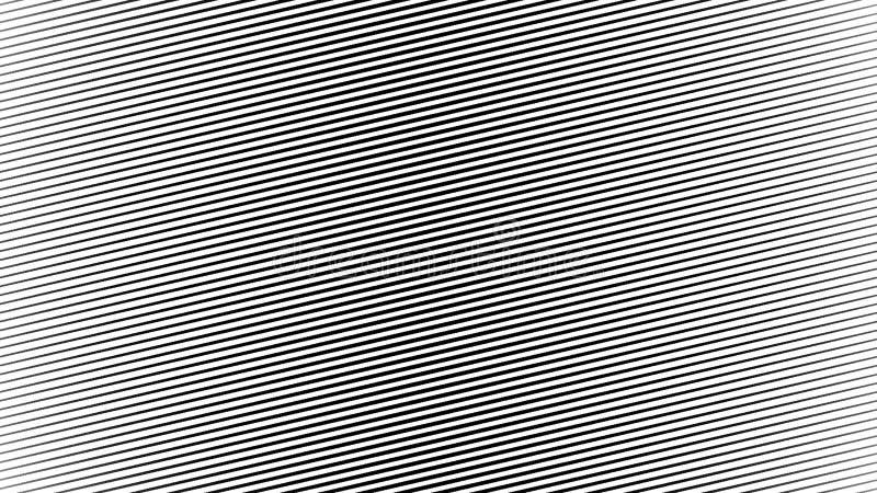 Svartvit texturbest?ndsdel Psykedelisk konst f?r hypnoshalvton Grafisk moderiktig syntwavebakgrund vektor f?r bild f?r designelem royaltyfri illustrationer