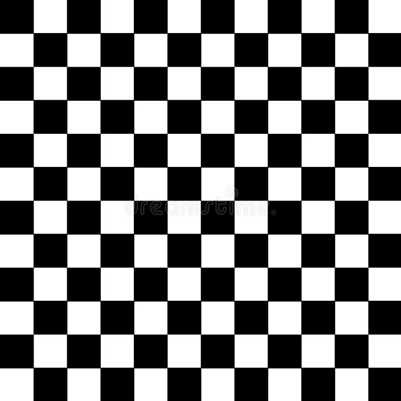 Svartvita fyrkanter mönstrar bakgrundssymbolen utmärkt för något bruk eps10 blommar yellow för wallpaper för vektor för klippning stock illustrationer