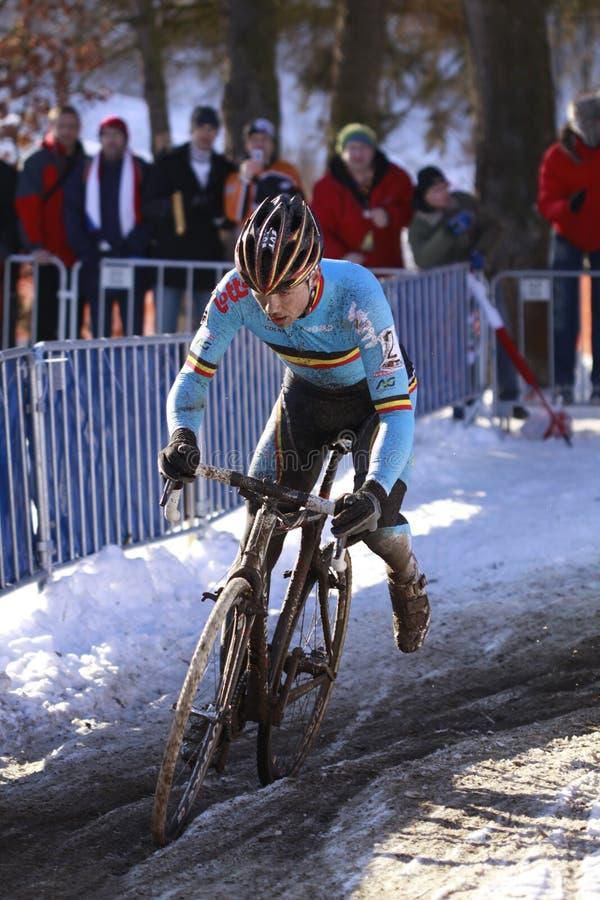 Download Sven Nys foto editorial. Imagem de esporte, czech, raça - 12800886