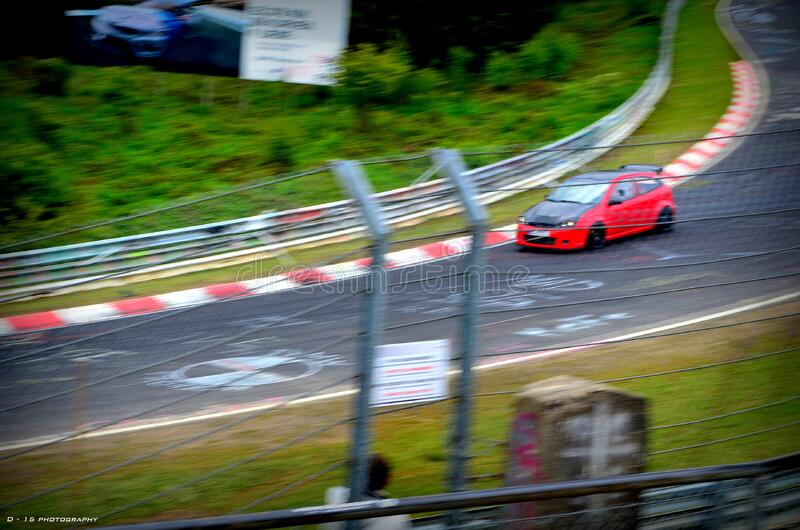 svennordschleife stock photography