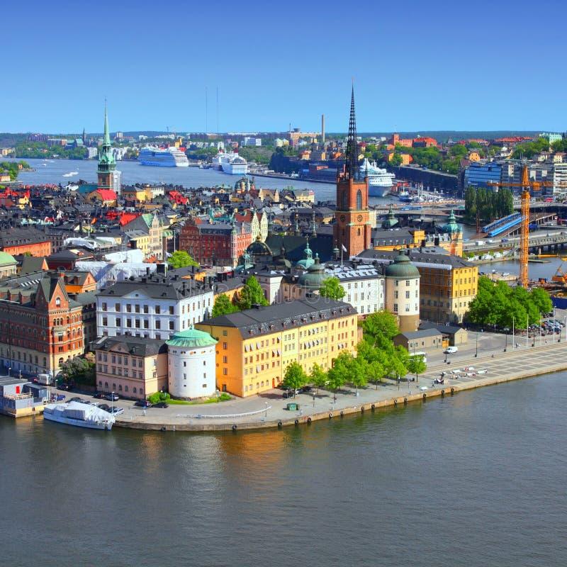 Sverige - Stockholm royaltyfri fotografi