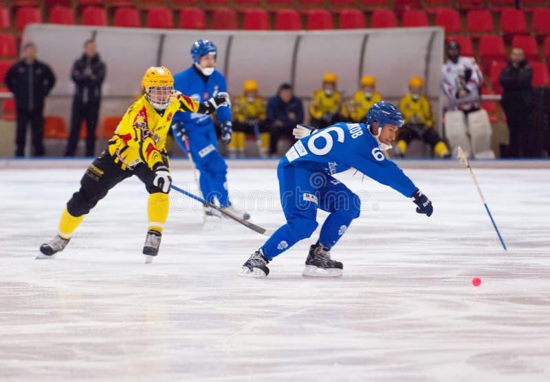 Sveshnikov M (66) lost a stick stock photos