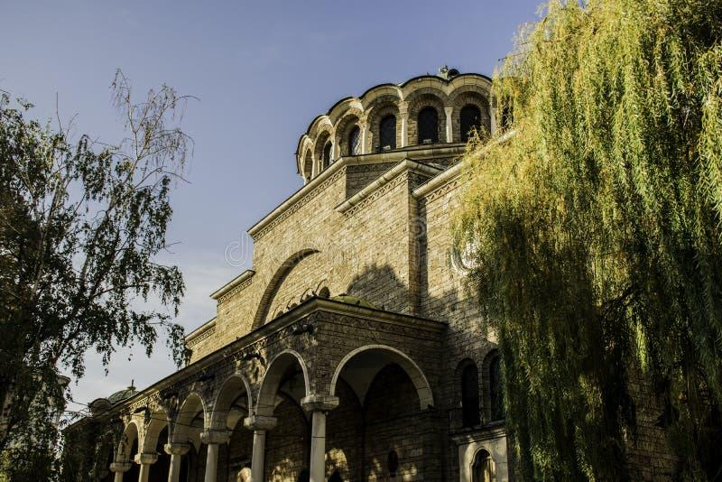 Sveta Nedelq, Sofia, Bulgarien stockfotografie