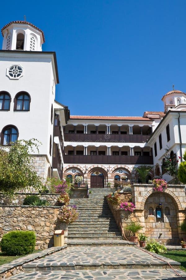 Sveti Georgi Convent stock photography