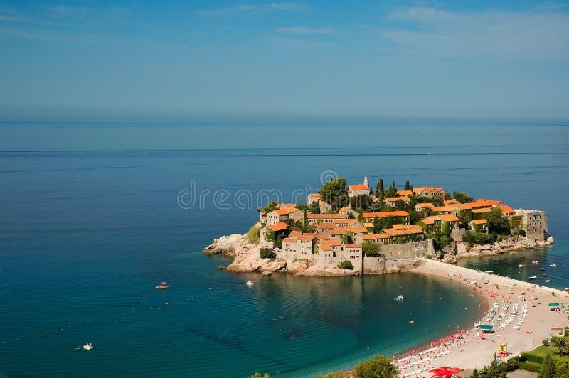 Download Sveti Stefan Island / Saint Stefan Island Royalty Free Stock Photography - Image: 1505627
