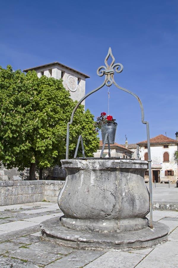 Svetincenat en Istria imagen de archivo